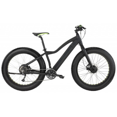 Vélo BH Emotion Evo Big Foot Pro